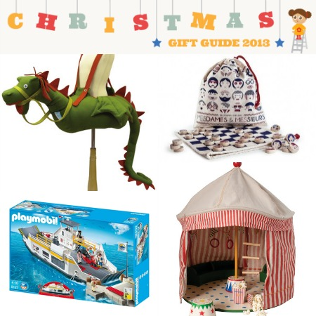 Christmas Gift Guide - 5 to 7 years old