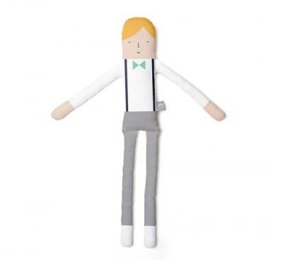 Ann Moore Little People dolls