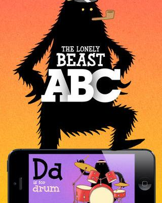 Cool app(s): The Lonely Beast ABC and 123