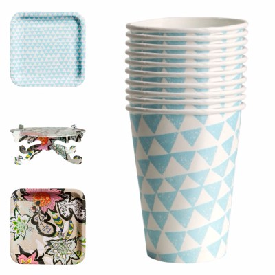 Hot on the high street: H&M partyware