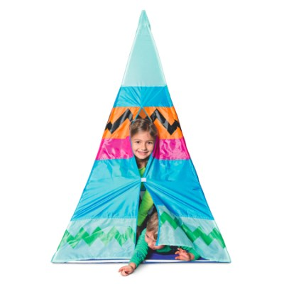 They're back! Tiger Stores £10 teepee in a new colourway