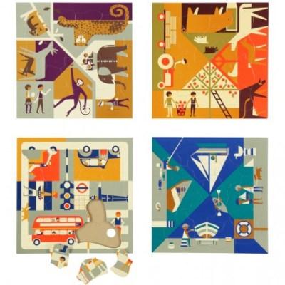 Fredun Shapur puzzles