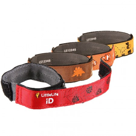 Little Life ID bands