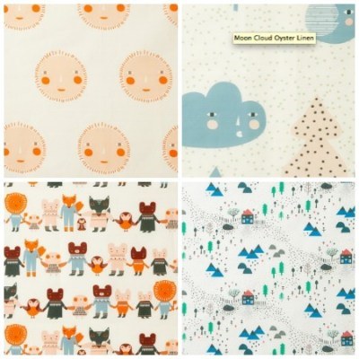 Donna Wilson's first fabric collection is now available