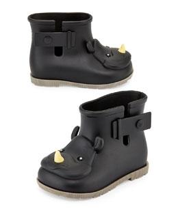 Covetable: Mini Melissa rhino rain boots