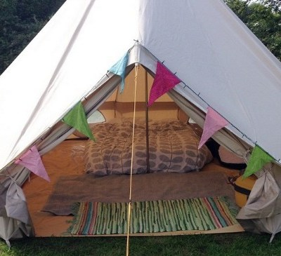 Tried: SoulPad Bell Tent – perfect for a festival