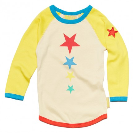 4Star raglan top