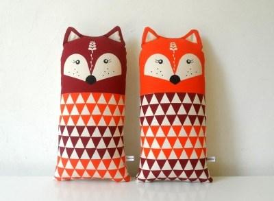 Gunna Ydri fox toy