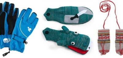 Winter warmers: Gloves and mittens for kids