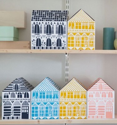 Famille Summerbelle House Boxes