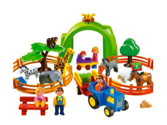 Playmobil Large Zoo