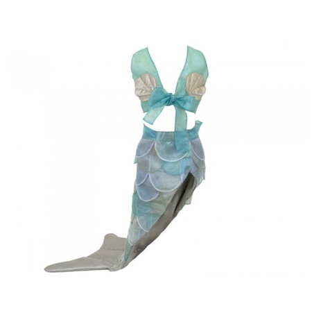 Numero 74 blue mermaid outfit