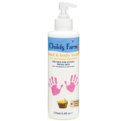 Childs Farm skincare