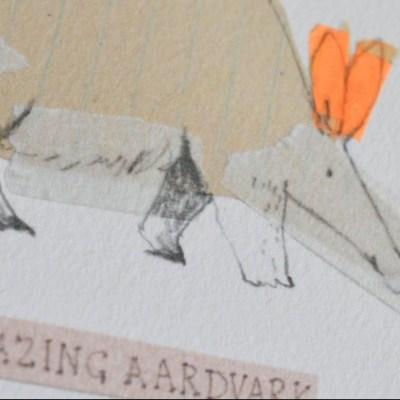 Liz King animal alphabet prints at Small Print