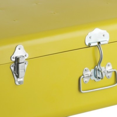 Habitat metal storage trunks