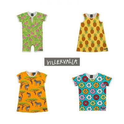 New Villervalla prints