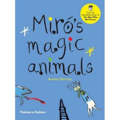 The Story Corner: Miró's Magic Animals
