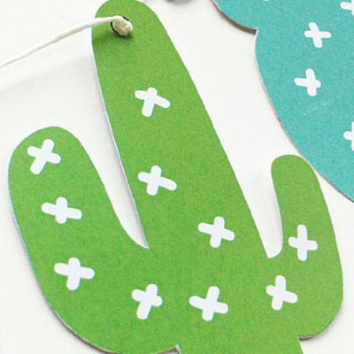 Fab Freebie: Cactus Printable