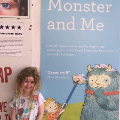 Theatre: My Pet Monster and Me