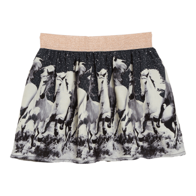 Hot on the high street: Lindex horse skirt