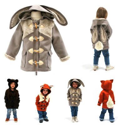 Covetable: Olive & Vince Animal Coats