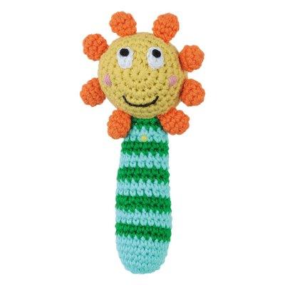 Ruth Green crochet rattles