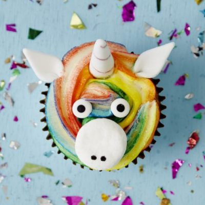 BKD cookbook (and unicorn cupcake recipe for you!)