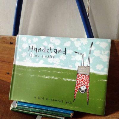 The Story Corner: Handstand