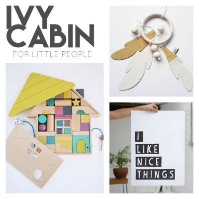 Discount Code: 20% off at Ivy Cabin