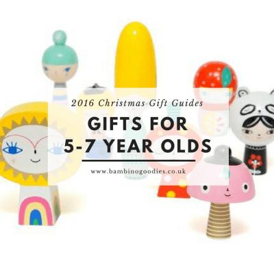 Christmas Gift Guide 2016: 5-7
