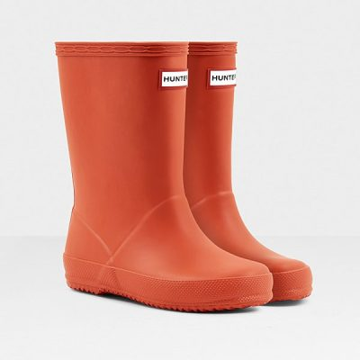 Hot buy of the day: Hunter Kids Classic Wellies from £20