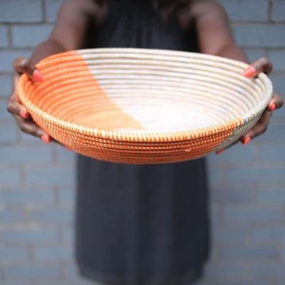Stylish storage: La Basketry