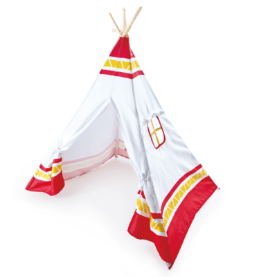 Hot on the high street: Hape Teepee Tent