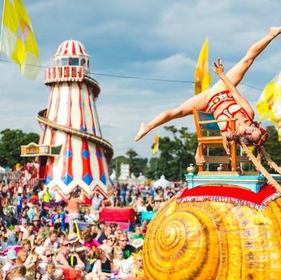 Camp Bestival ticket giveaway