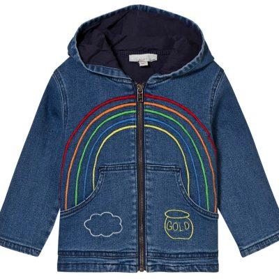 Hot buy of the day: Stella McCartney Rainbow Denim Jacket
