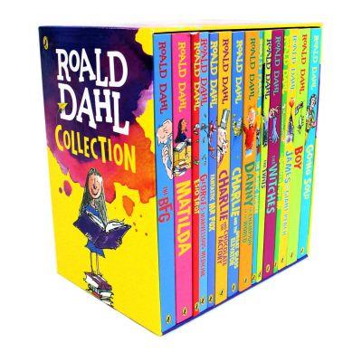Roald Dahl Boxset
