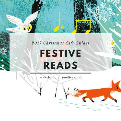 Christmas Gift Guide 2017: festive reads