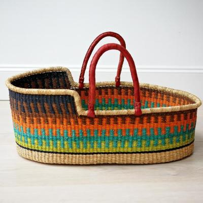 Back in stock: Tilly + Cub Colourful Moses Baskets