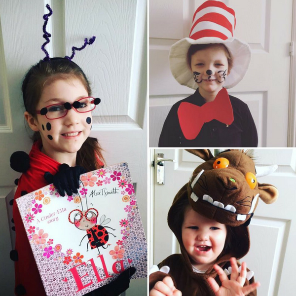 Ella, The Cat in the Hat & The Gruffalo