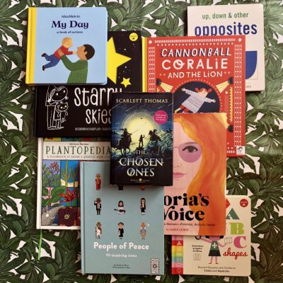 10 Best… brilliant new books for children