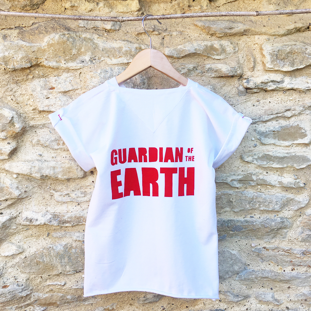 Guardian of the earth tshrt