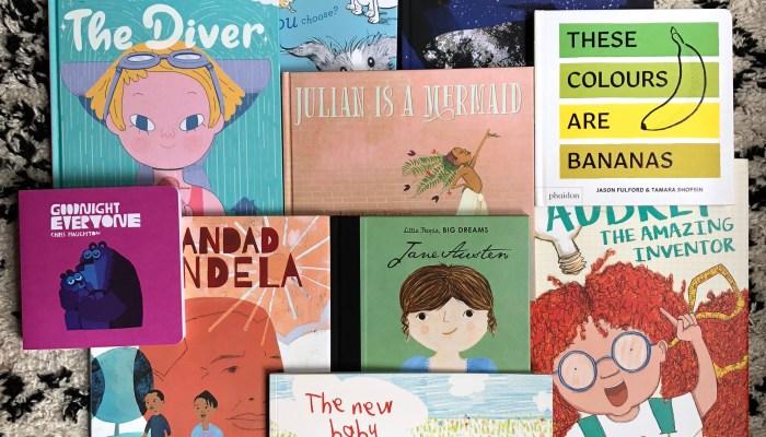 10 Best: New books