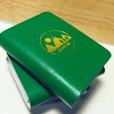 Back in stock: Adventure Notebooks