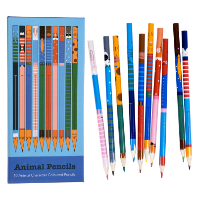 Hot buy of the day: animal colouring pencils