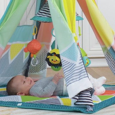 Hot on the high street: Grow With Me Playtime Teepee