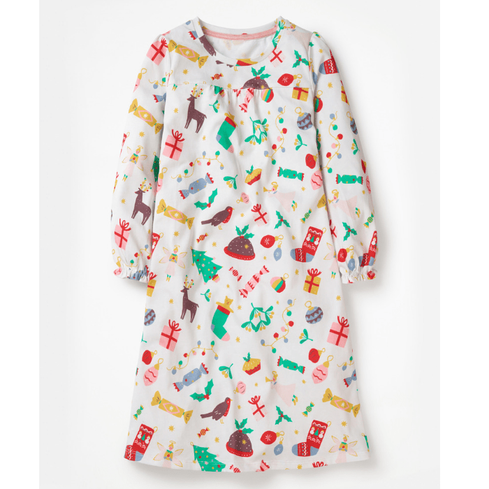 Festive Fun Nightdress, from £24, Boden.