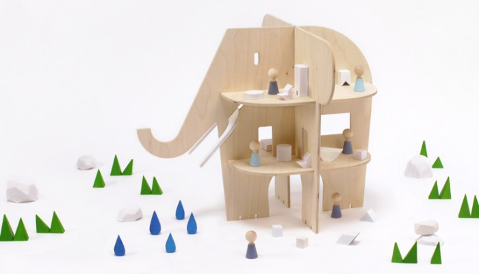 Hot buy of the day: Half price Rock & Pebble Dolls Houses