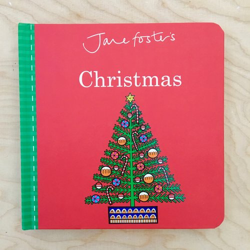 Jane Foster Christmas Book