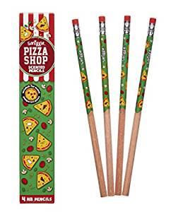Pizza Pencils