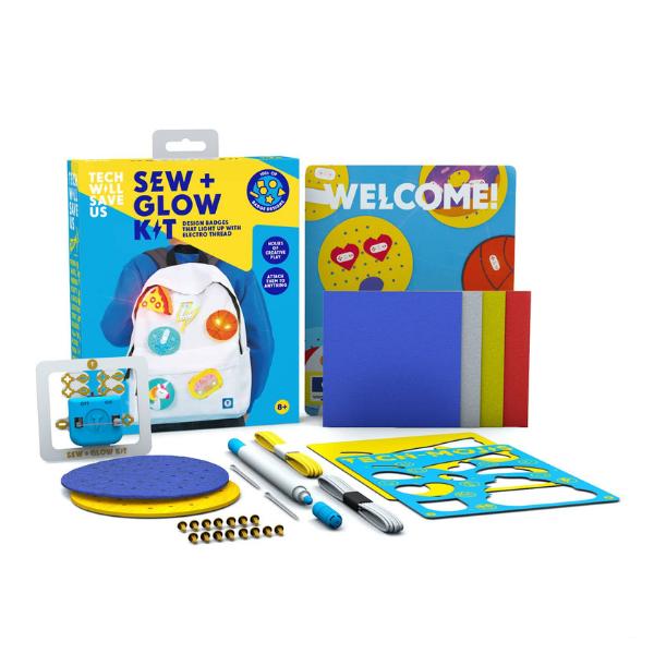Sew Glow Kit, £19.99, Tech Will Save Us